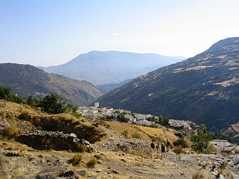 Photo of Alpujarra with Ferreirola